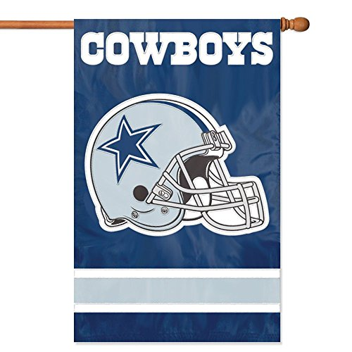 Cowboys Banner NFL Flag (Dallas Cowboys Fan Banner)