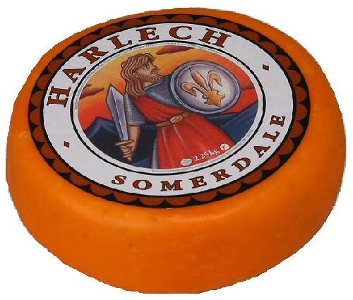 Harlech (wheel) by Gourmet-Food by Somerdale