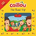Caillou: The Road Trip: Travel Bingo Game included (Playtime)
