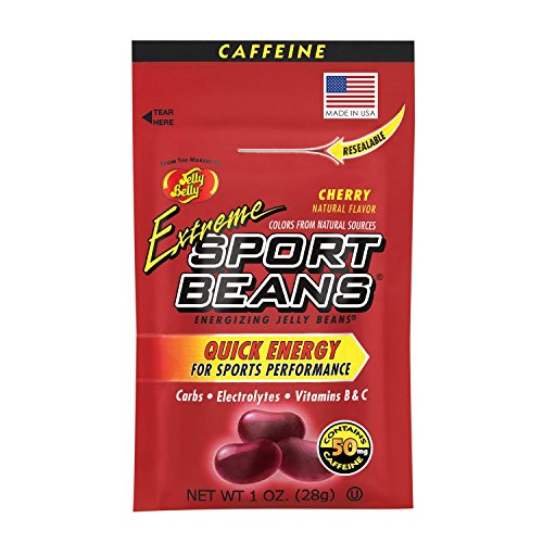 Jelly Belly Extreme Sport Beans - 24 Pack - Watermelon w/Caf