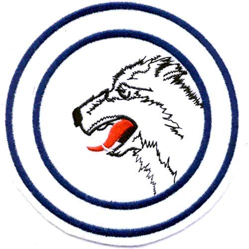 VMF-112 Fighter Squadron Patch Wolf Pack