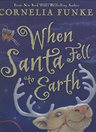 book cover of When Santa Fell to Earth