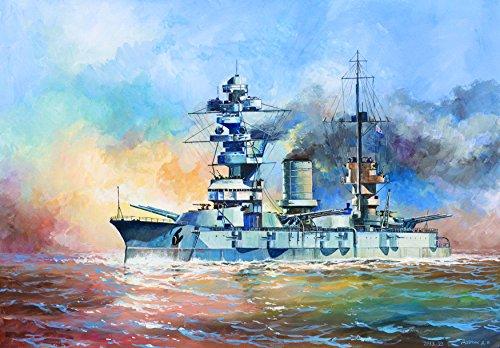 Zvezda Models 1/350 Soviet WWII Battleship MARAT Model for sale  Delivered anywhere in USA