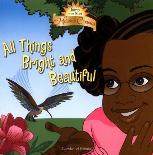 Jump at the Sun: All Things Bright and Beautiful - Holiday Classics (Jats 8x8)