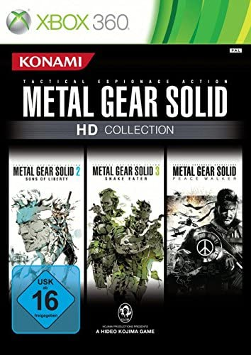 Konami Metal Gear Solid HD Collection - Juego: Amazon.es: Videojuegos