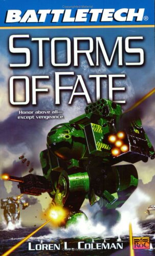 Image for Storms of Fate