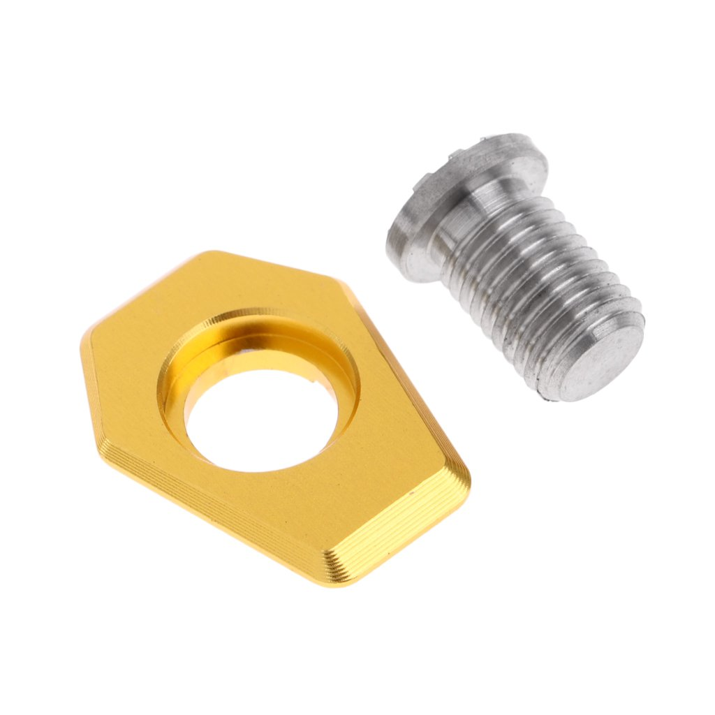 Prettyia 6Pcs Golf Shaft Weight with Screw for M2 Driver Clubs 2g 4g 6g 8g 10g 12g Adjust Weight by Prettyia (Image #7)