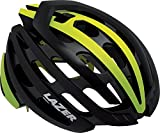 Cheap Lazer Helmets Z1 Cycling Helmet Black with Flash Yellow Medium