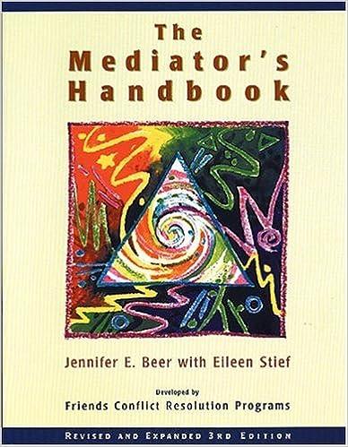 }NEW} The Mediator's Handbook. Deporte pantalla Kearney lista Secured while entre