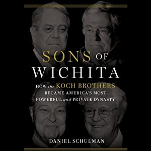 Sons of Wichita Audiobook