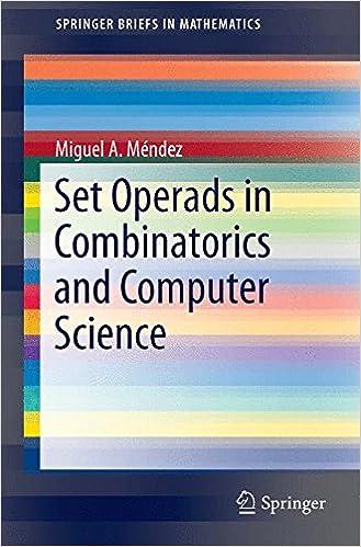 Set Operads in Combinatorics and Computer Science (SpringerBriefs in Mathematics)