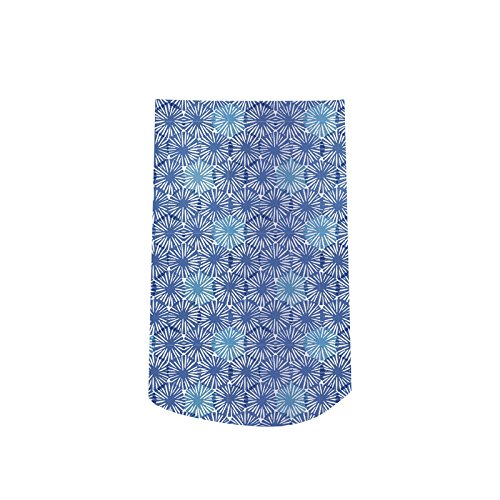 Angelcare Dress Up Falda decorativa para bandeja dise/ño gris//azul