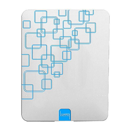 Luardi Pattern Silicone Case for iPad 2 and New i