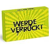 Werde Verrückt - Set 33 Karten in Klappschachtel