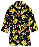 Pokemon Pikachu Go Poke Go Boys' Fleece Robe