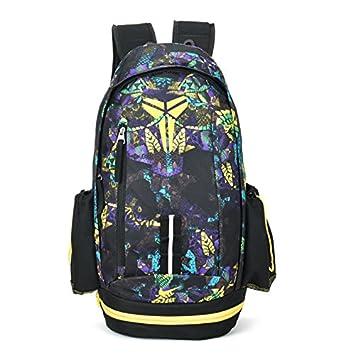1ab5019da1 Nike Kobe Mamba Basketball Backpack Bag Yellow