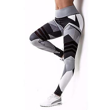 WZXY Pantalones de compresión Mallas para Correr Pantalones ...
