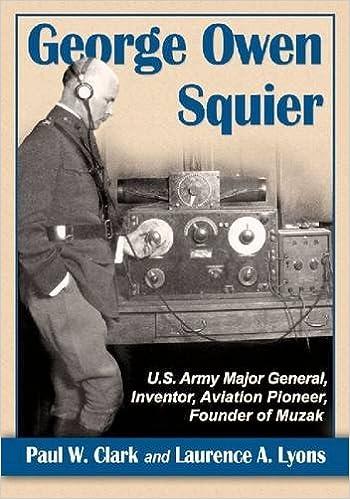 1865 : Major General Owen Squier Born, Inventor of Muzak
