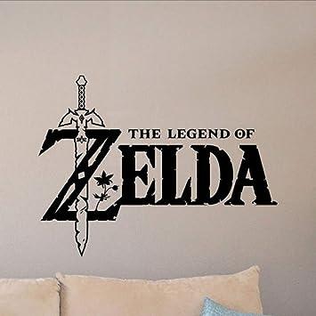 Wymw The Legend Of Zelda Tatuajes De Pared Master Sword Póster ...