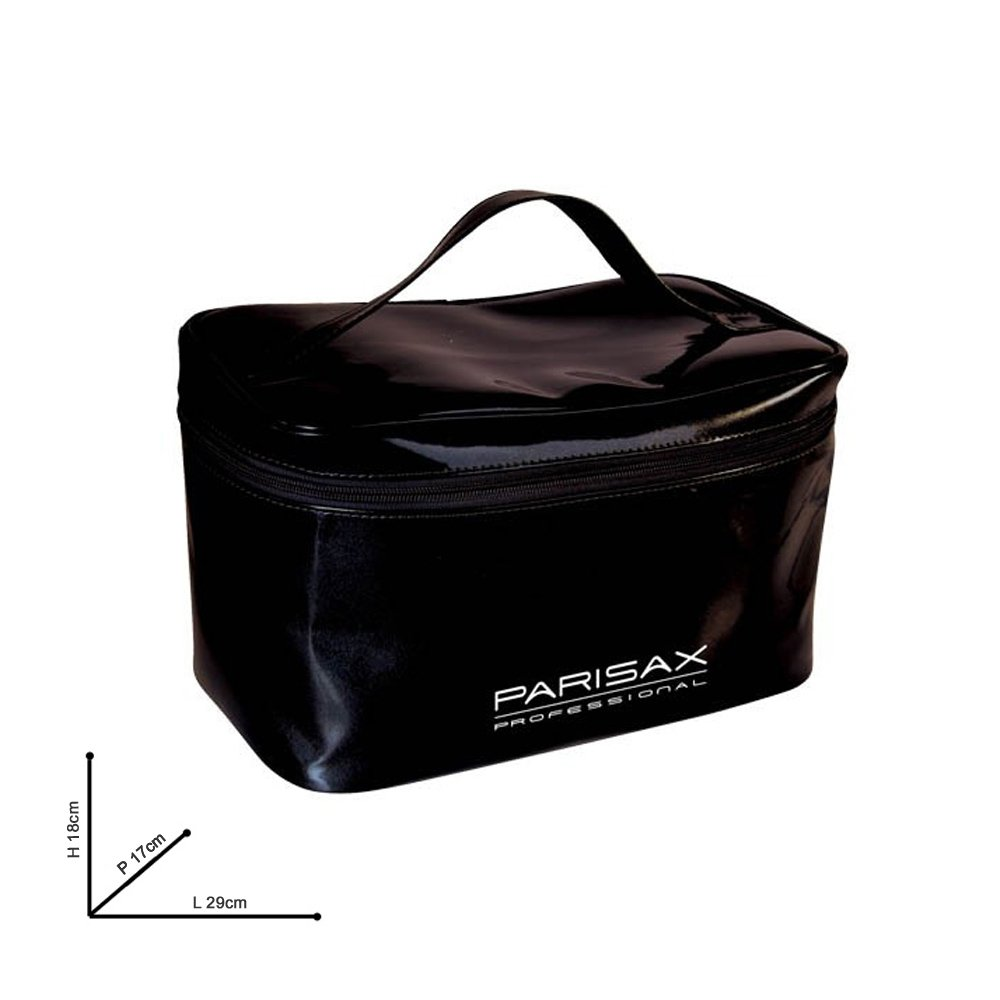 Trousse Vanity PVC marron Parisax professional