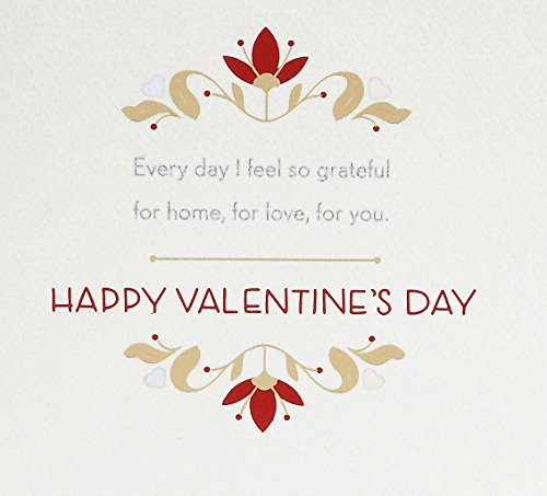 Valentine's Day Greeting Card for Wife (Love Heart Home) Photo #5