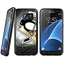 Samsung Galaxy S6 TPU Case, Pittsburgh Penguins Samsung Galaxy S6 Protective Case Cover