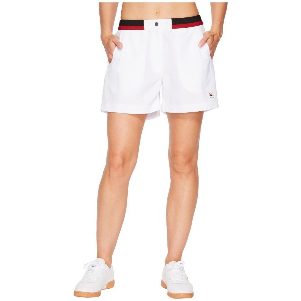 (フィラ) Fila レディース テニス ボトムスパンツ Heritage Tennis Shorts [並行輸入品]   B07K8L7TGC, 製造直販店木谷貴金属kitani9999 cf96b897