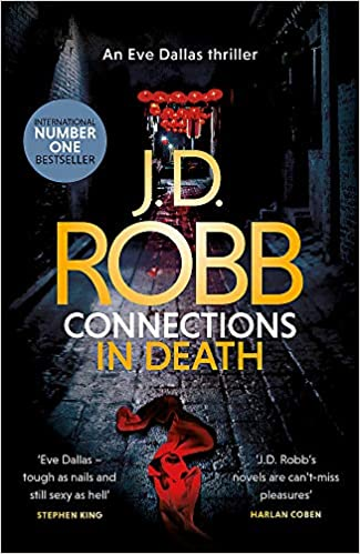 Connections in Death –  J.D. Robb