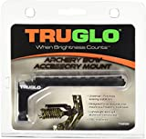 TRUGLO Picatinny Bow Accessory Mount Stabilizer Black