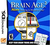 Brain Age 2: More Training in Minutes A Day [Nintendo DS] Reviews