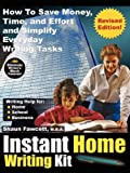 Instant Home Writing Kit, Shaun Fawcett, 0978170024