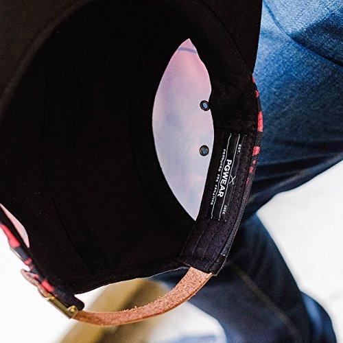 para negro Gorra única Talla PG hombre béisbol negro de Wear IYqFU