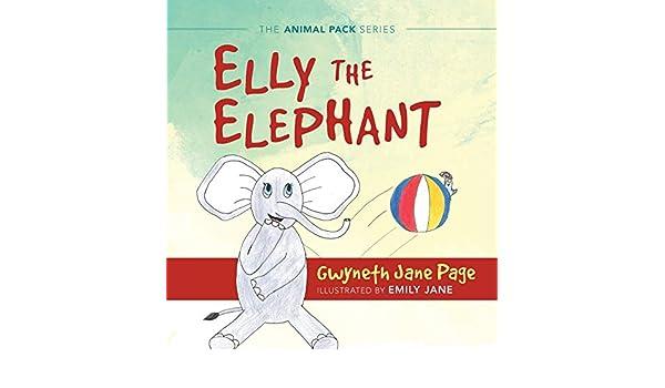 Elly the Elephant (The Animal Pack): Amazon.es: Page, Gwyneth Jane ...