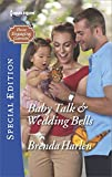 img - for Baby Talk & Wedding Bells (Those Engaging Garretts!) book / textbook / text book