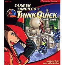 Carmen Sandiego Think Quick Challenge