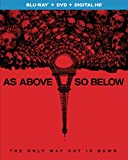 As Above, So Below (Blu-ray + DVD + DIGITAL HD)
