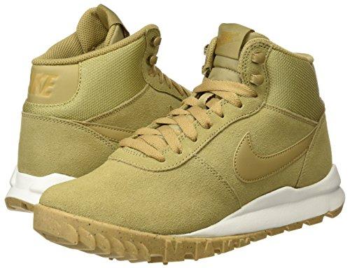 Suede sail Chaussures flt De Beige Nike Hoodland Wmns hay Femme Sport Hay Gold TqpxZE7nZ