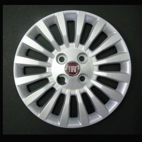 Set Von 4 New Radzierblenden Für Fiat Punto 2 1999 Mit Original Felgen In 35 6 Cm Auto