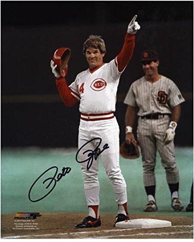 Pete Rose Hits Record - 7