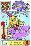 23: TEENY GENIE (Phonics Comics, Level 1)
