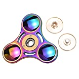 Taold Fidget Spinner Toy Relieve Stress High Speed Focus Toy for Killing Time
