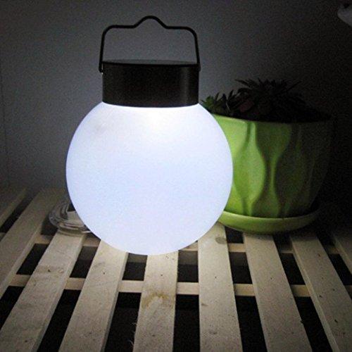 JNHAN Portable Power Waterproof Hanging Camping Lantern Lamp Light (Portable Post Lantern)