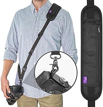 Altura Photo Rapid Fire Camera Neck Strap (Black)