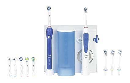Braun Oral-B Professional Care Center 3000 - Hidropulsor y cepillo de dientes eléctrico (