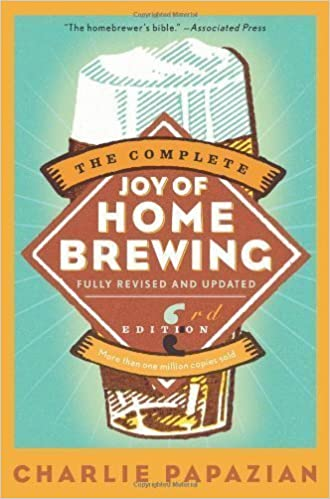 The Complete Joy of Homebrewing Third Edition 3rd (third)