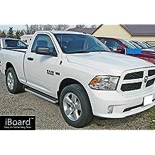 "APS IB-D4178A Aluminum 4"" iBoard for Dodge Ram 1500/2500/3500 Regular Cab (Running Board)"