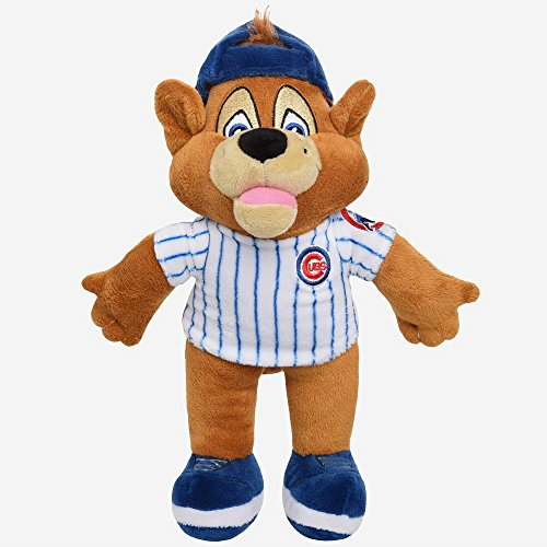 Forever Collectibles MLB Chicago Cubs Clark 8-Inch Plush … ()