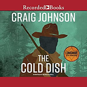 Image result for audible cold dish craig