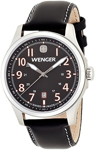 WENGER watches Teragurafu 01.0541.104 Men's [regular imported goods]