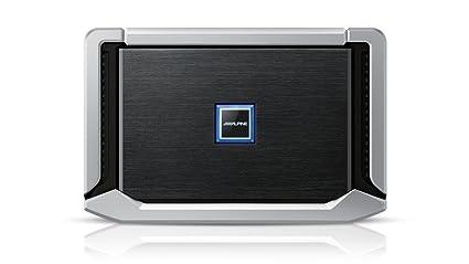 Alpine X-A70F X-Series 4/3/2 Channel Power Density Amplifier